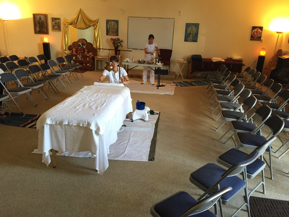 Classroom 2: Preparation for Panchakarma Training Intensive