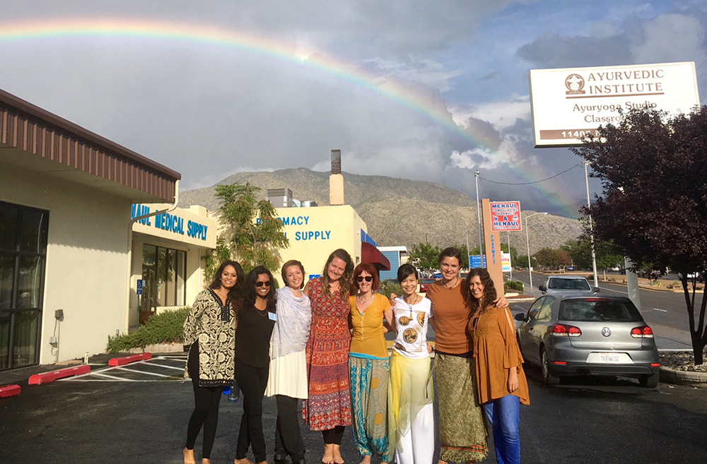 ASP2 Women and the Rainbow