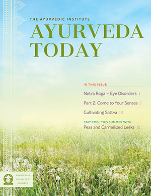 Ayurveda Today