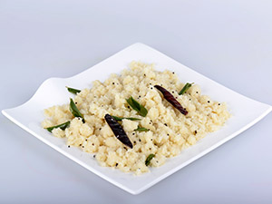 Upma (Savory Breakfast)