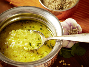 Yellow Mung Dal Soup