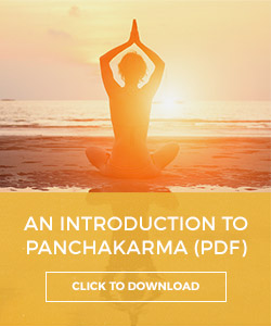 Ad - Intro to Panchakarma PDF