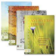 Image and Text - Centered - Ayurveda Today